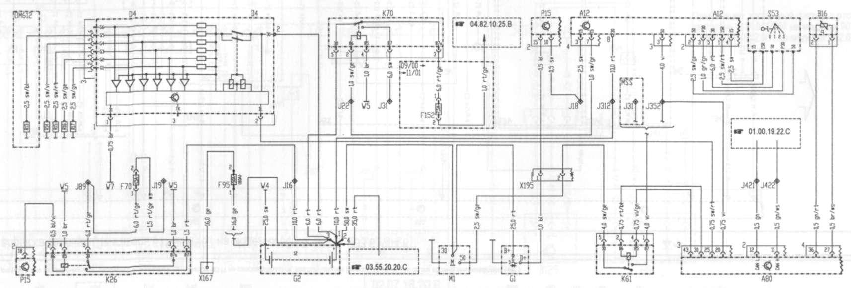 10.0 Схемы электрических соединений