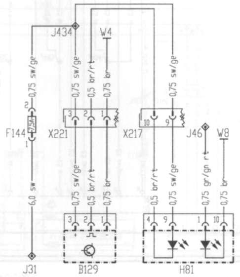 10.4 впрыска топлива (Двигатель 611.981/987 на моделях 901.6, 902.6, 903.6, 904.6)