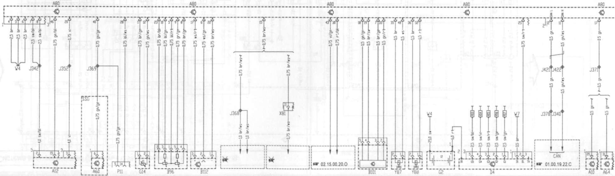 10.5 Индикация наличия воды в топливном фильтре