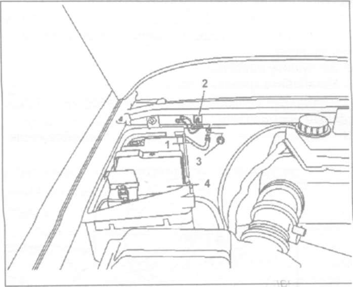 7.6 Проверка двигателя на утечки