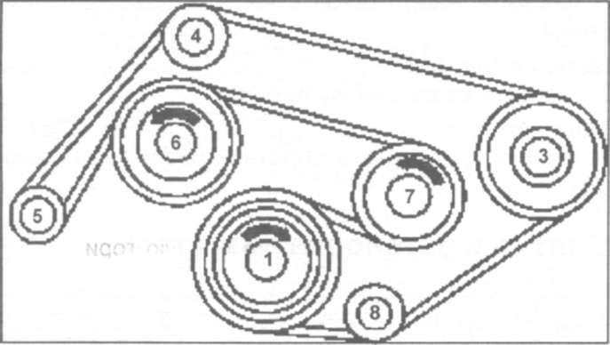 Схемы привода навесных