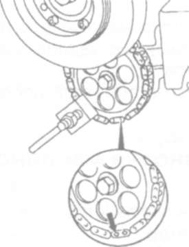 10.8 Снятие и установка масляного поддона