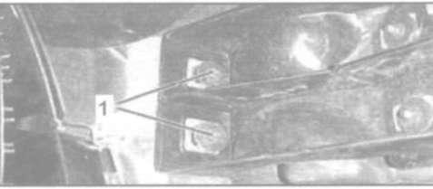 22.1.1 Передний бампер