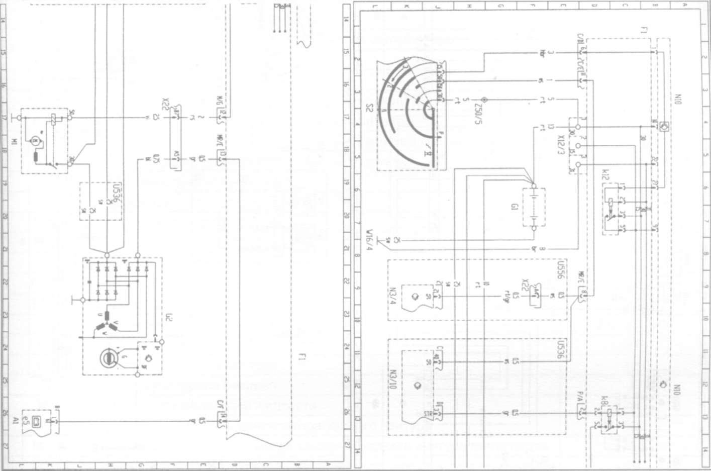 26.0 Схемы электрооборудования