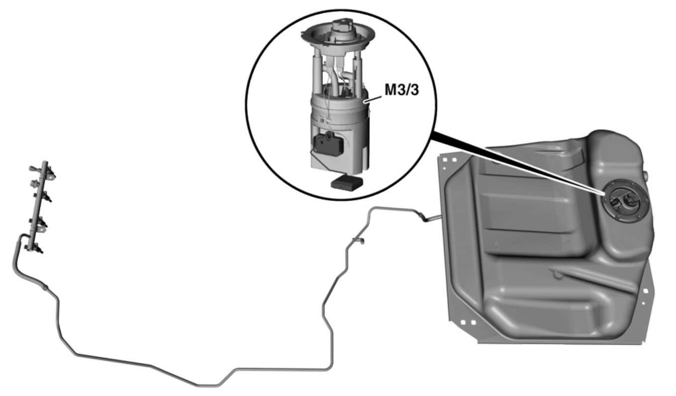 3.1.7 Система вентиляции картера