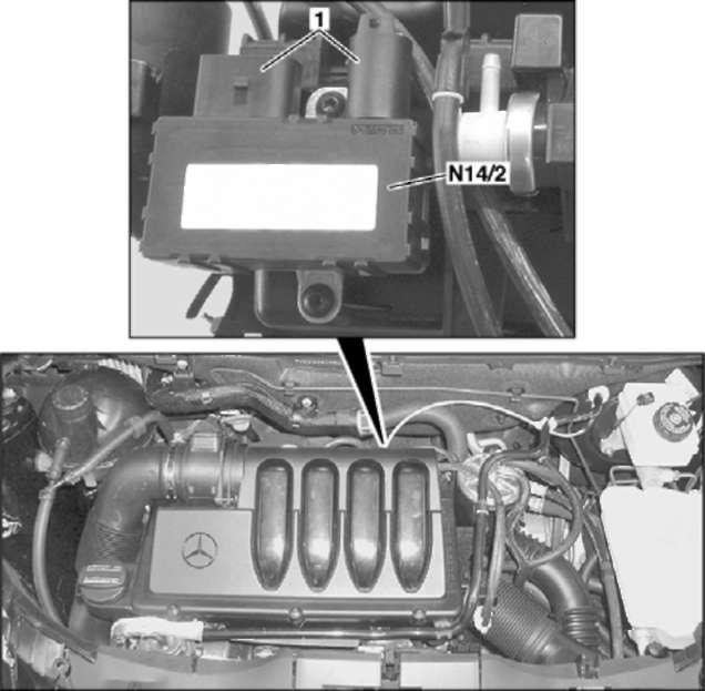 3.2.7 Блок управления двигателем CRA