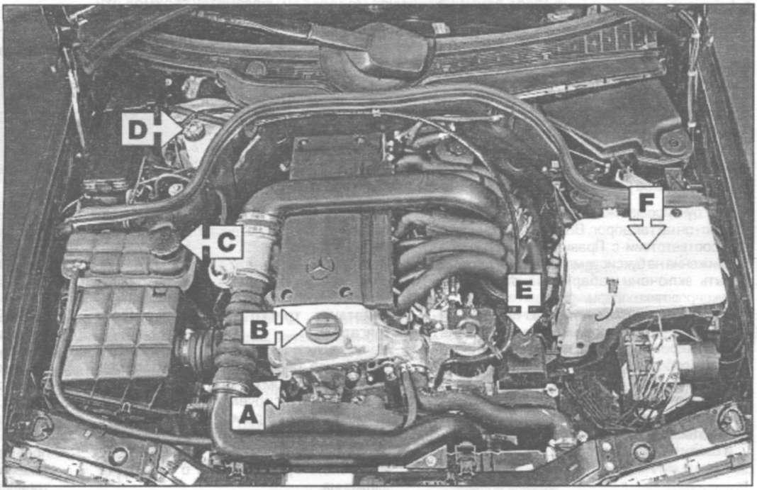 3.2.2 Бензиновый двигатель