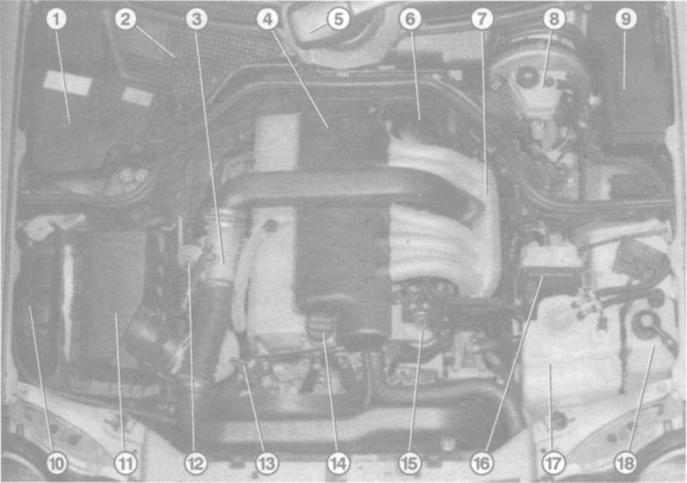 5.1.2 Четырехцилиндровые дизельные двигатели