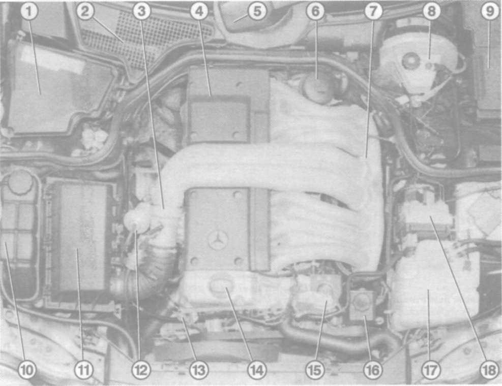 5.1.3 Пятицилиндровые дизельные двигатели