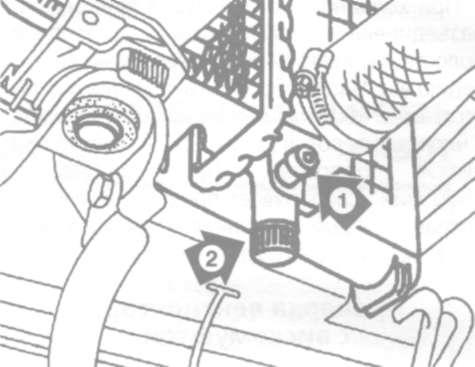 замена вентилятора охлаждения мерседес мл 270