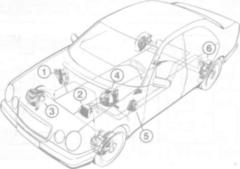 Схема отдельных элементов
